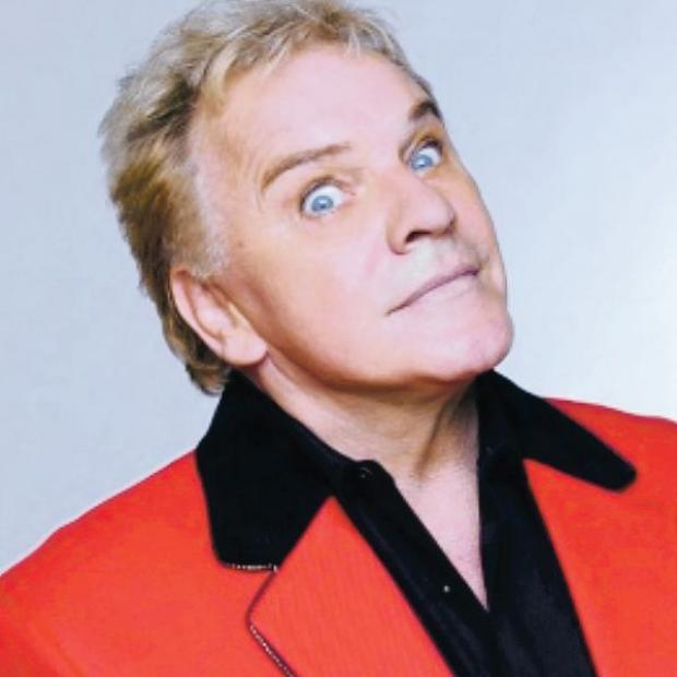 Blackburn Citizen: Freddie Starr