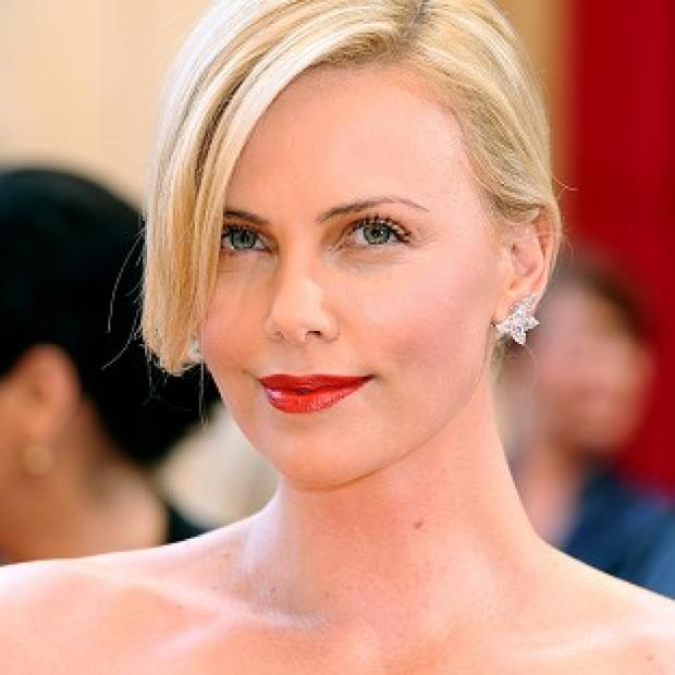 Charlize Theron stars in the upcoming Mad Max film