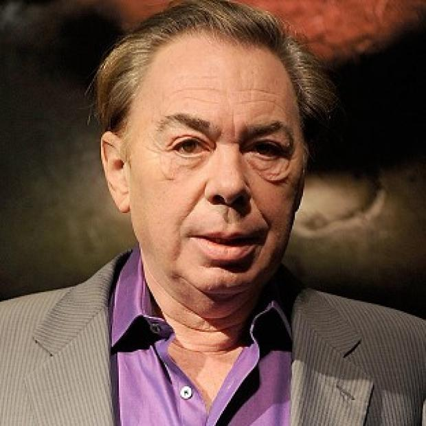 Andrew Lloyd Webber co-wrote Jade Ewen's Eurovision song in 2009