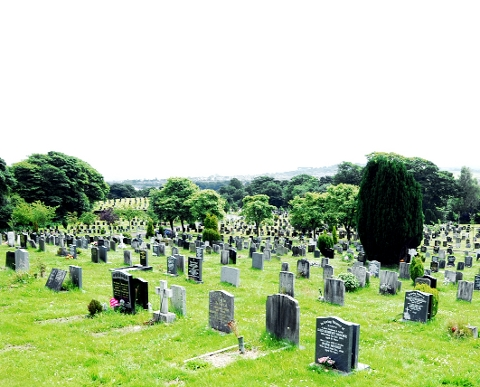 BIG PLANS Pleasington cemetery
