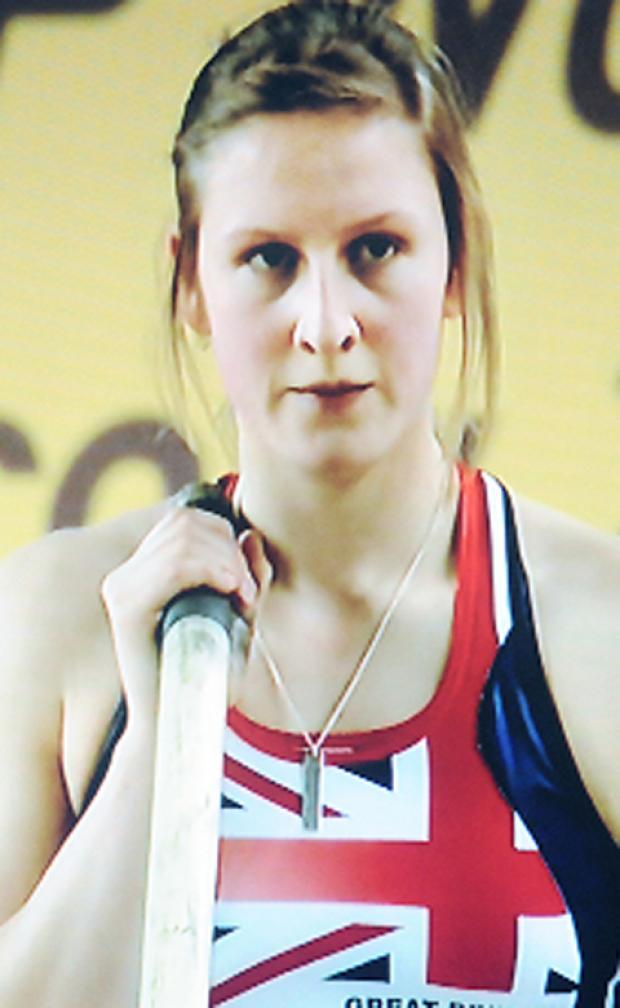 Blackburn Harrier and Team GB pole vaulter Holly Bleasdale