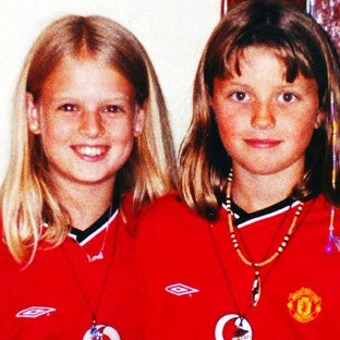 Holly Wells (left) and Jessica Chapman were murdered by school caretaker Ian Huntley 10 years ago