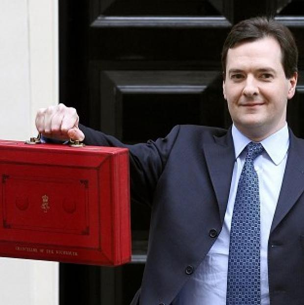 The Institute for Public Policy Research criticised George Osborne's economic policy