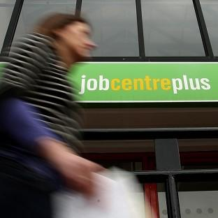 Blackburn Citizen: New figures show that the number of people given permanent jobs has fallen for the second month in a row