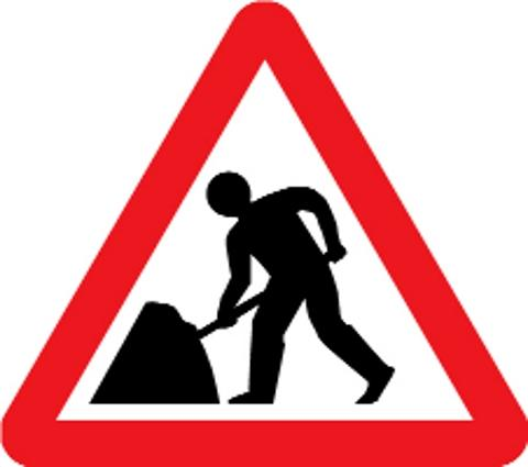Darwen's long-running road works set to end
