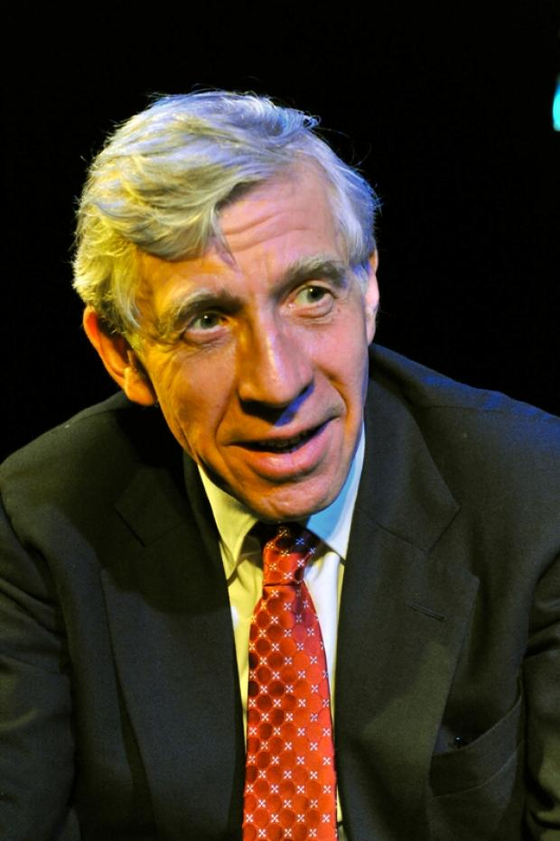 SHOCK Blackburn MP Jack Straw