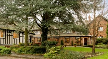 The Lymm Hotel, Warrington