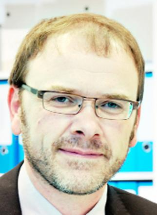 Headteacher Dean Logan