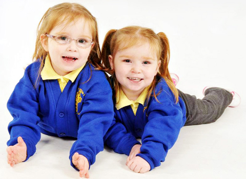 Accrington twin battles incurable cardiac defect