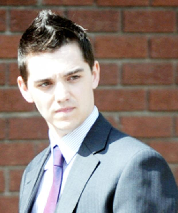 Blackburn Citizen: Christopher Midgley