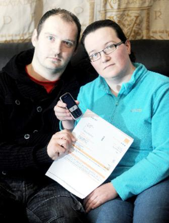 £6K mobile bill shock for Darwen couple