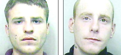 East Lancashire hooded thugs jailed for 90-minute terror spree