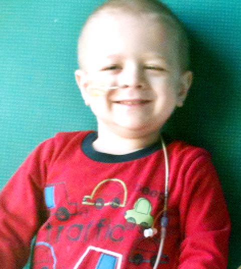 £250,000 appeal to get specialist cancer treatment for Hoddlesden four-year-old