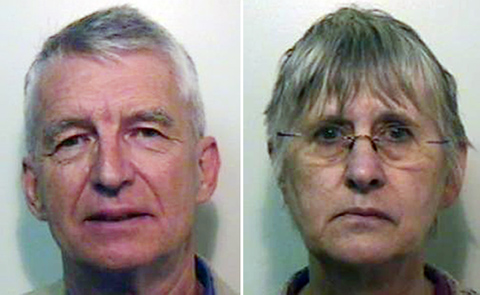 Former choirmaster Michael Brewer and ex wife Kay jailed for abusing students at Chetham's School of Music in Manchester