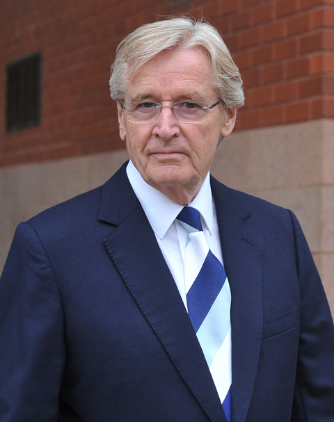 William Roache says it's