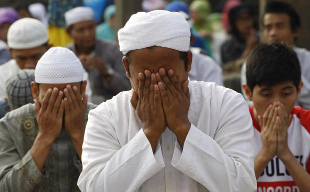 Indonesian Muslims o