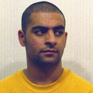 Shakiel Shazad has has been recaptured after he went missing from prison