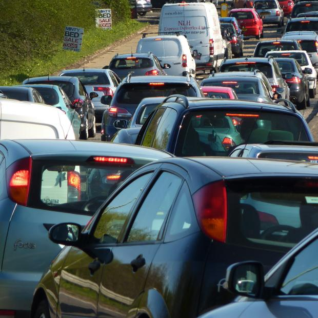 Blackburn Citizen: Burnley residents claim traffic hold-ups and rows are commonplace