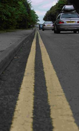 Residents won't toe line in Oswaldtwistle parking row