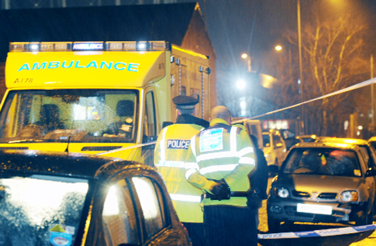 UPDATED: Man suffers head injury after Great Harwood street fight