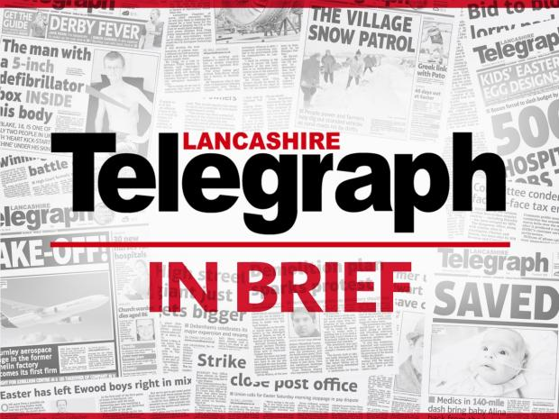 Blackburn Citizen: Schools open on strike day