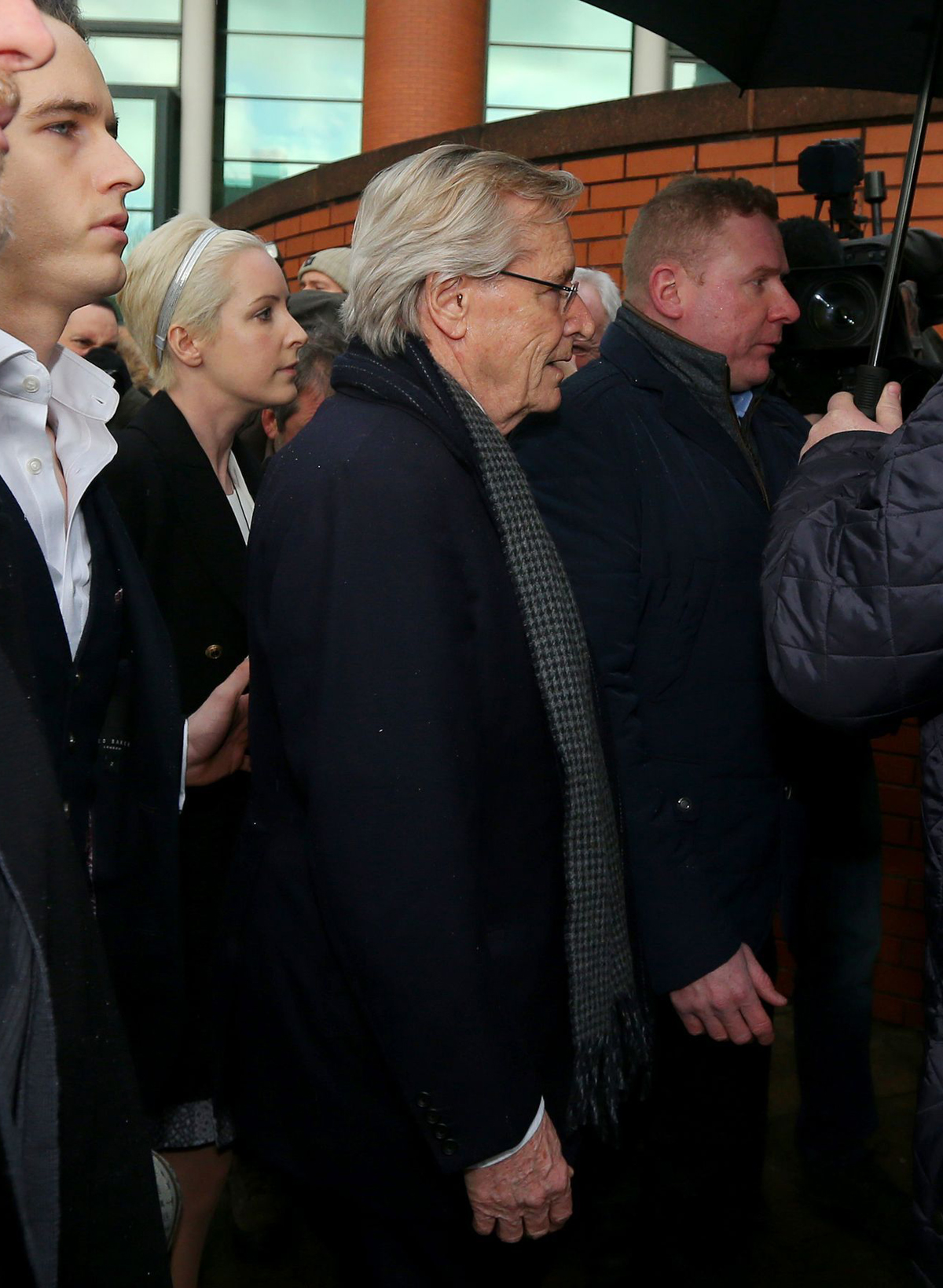 UPDATED: Coronation Street star William Roache to go on trial today