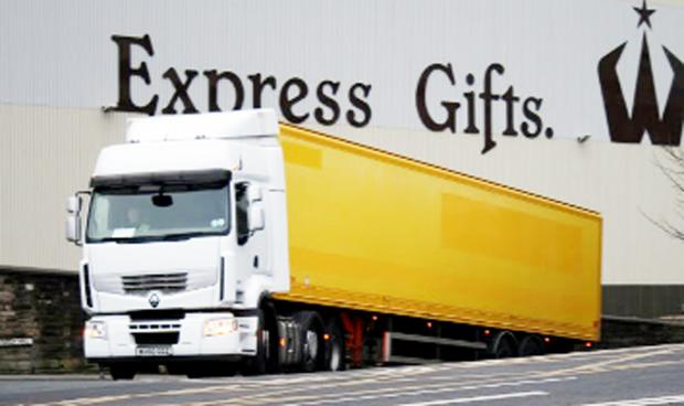 The owners of Express Gifts home shopping hub have boosted its credit sales finance to support future expansion