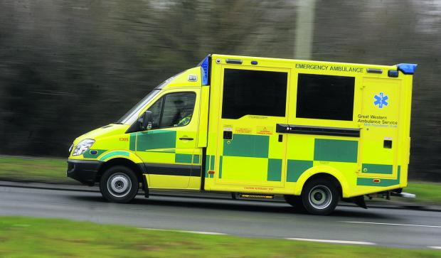 Blackburn Citizen: East Lancs ambulance calls outs attended by junior staff