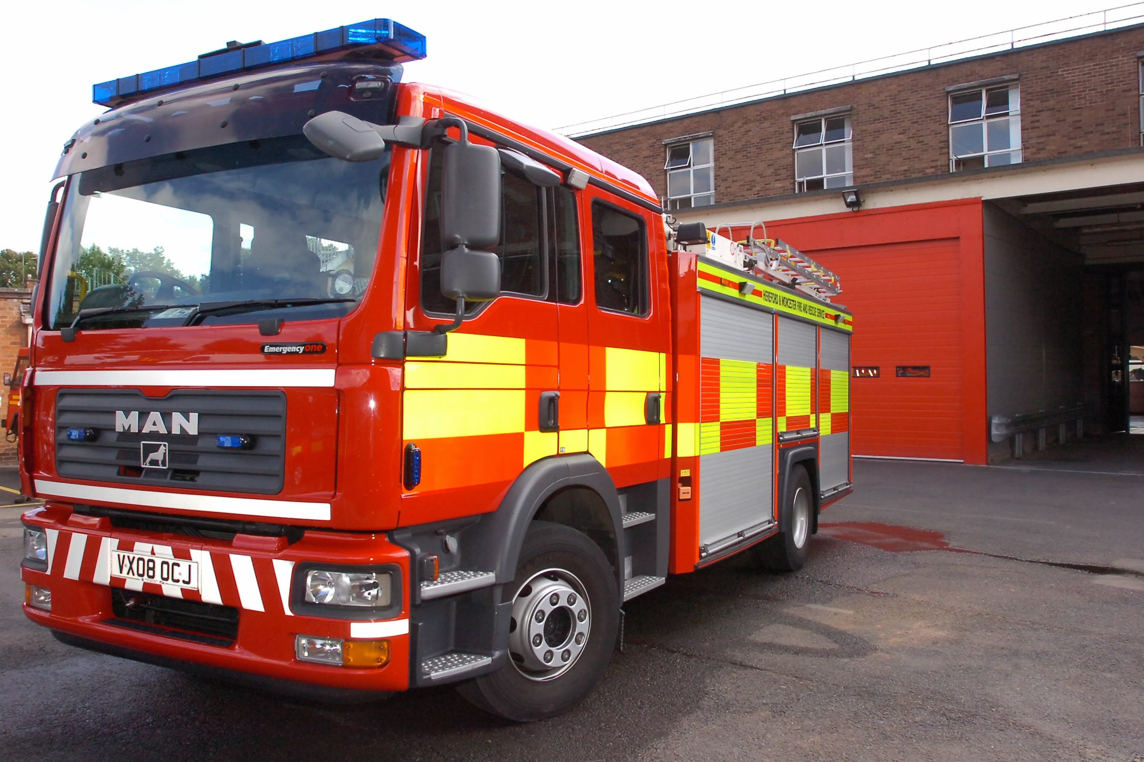 Firefighters called to blaze in Blackburn