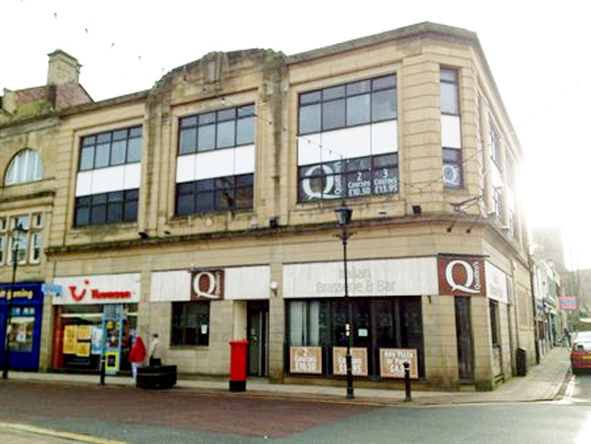 Former lap-dancing building in Accrington to be auctioned