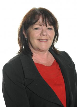 Council leader Kate Hollern