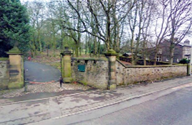 Haworth Park, with a grant to tackle drainage problems