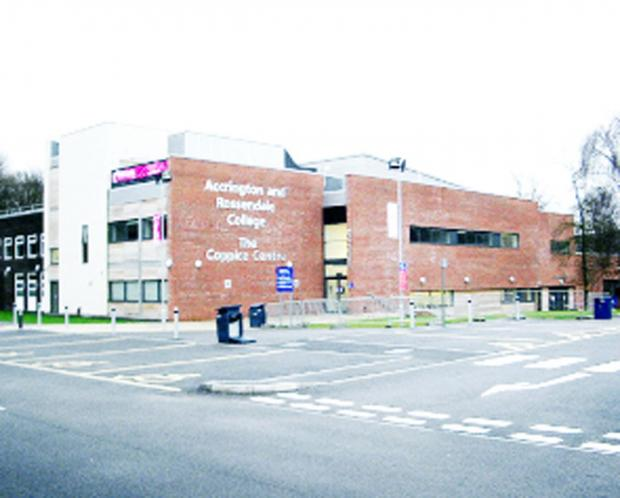 Blackburn Citizen: Sports hall at Accrington and Rossendale College set for green light