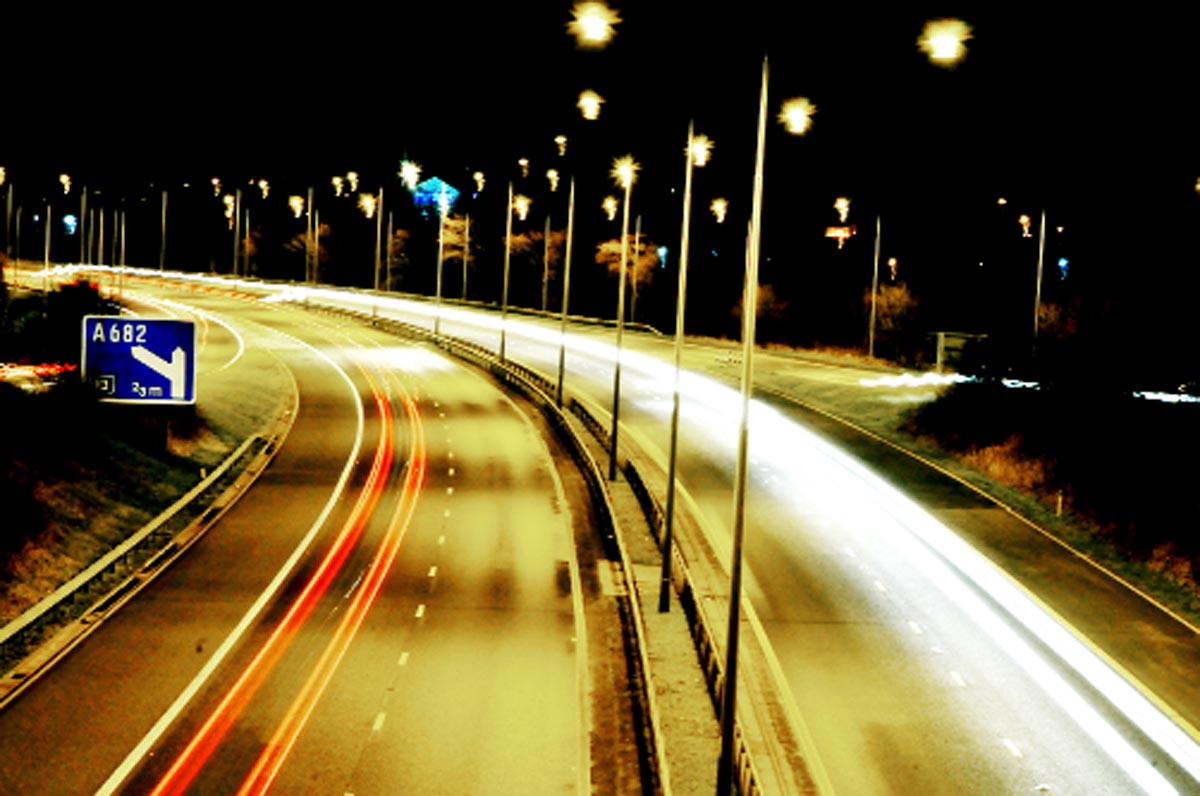 £3m bid to replace lights on M65