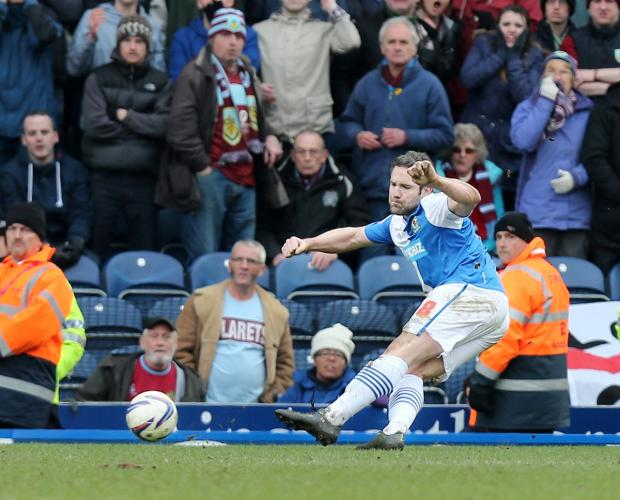 David Dunn's dramatic equaliser against Burnley