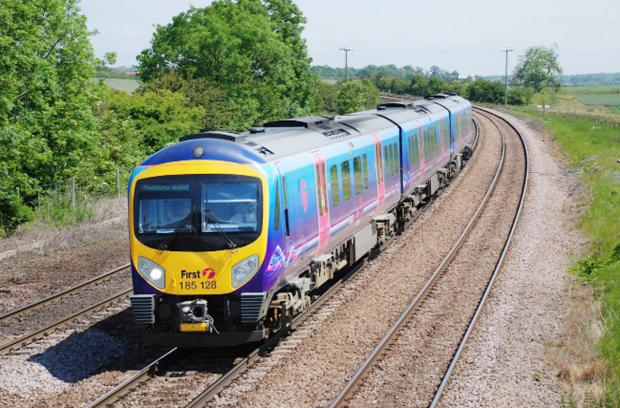 First TransPennine is moving carriages to the Chilterns