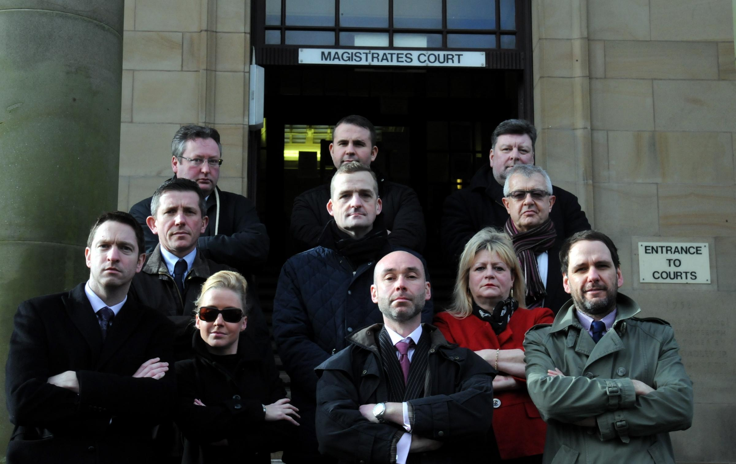 East Lancashire lawyers on strike in row over legal aid changes