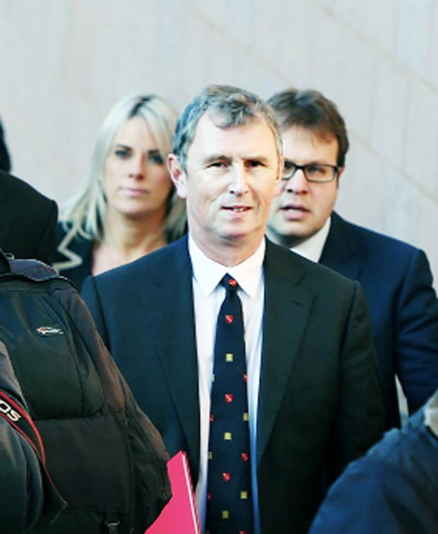 Blackburn Citizen: Nigel Evans at Preston Crown Court