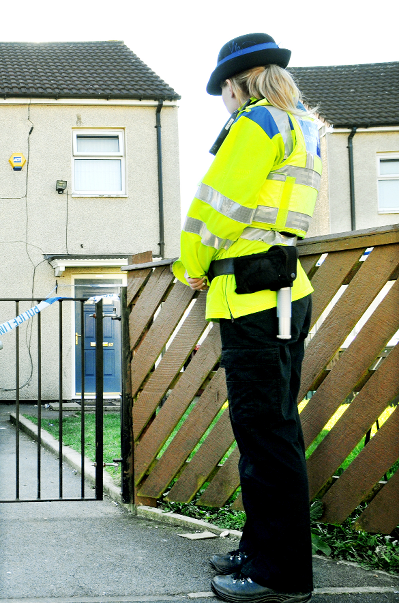 Masked raiders burst into Blackburn home and reportedly hold gun to child's head