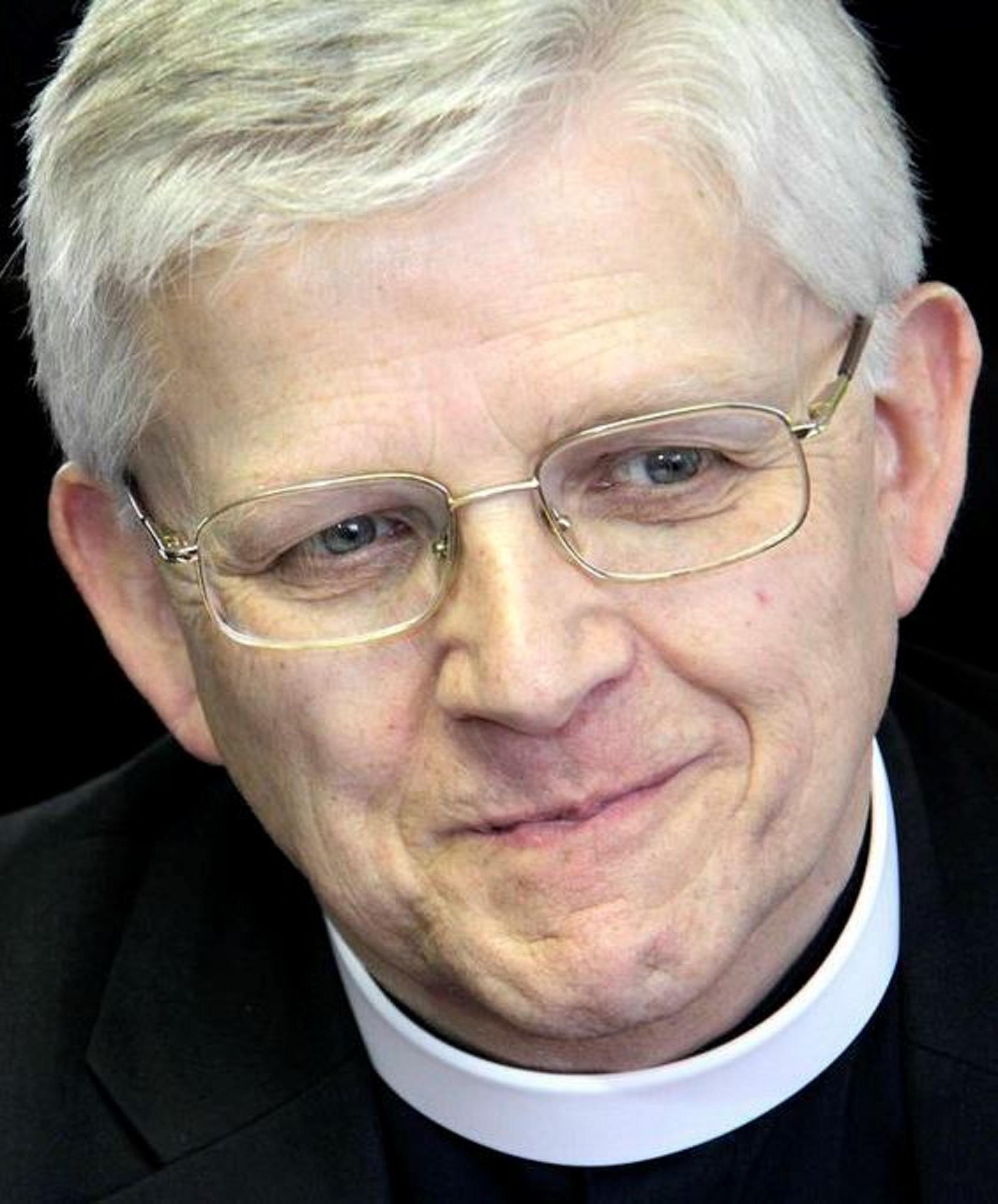 Bishop of Blackburn Julian Henderson