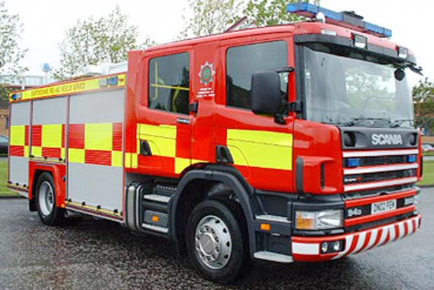 Blackburn Citizen: Overloaded plug socket sparks Accrington house blaze