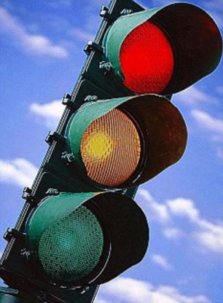 Traffic light failure causes long delays in Blackburn