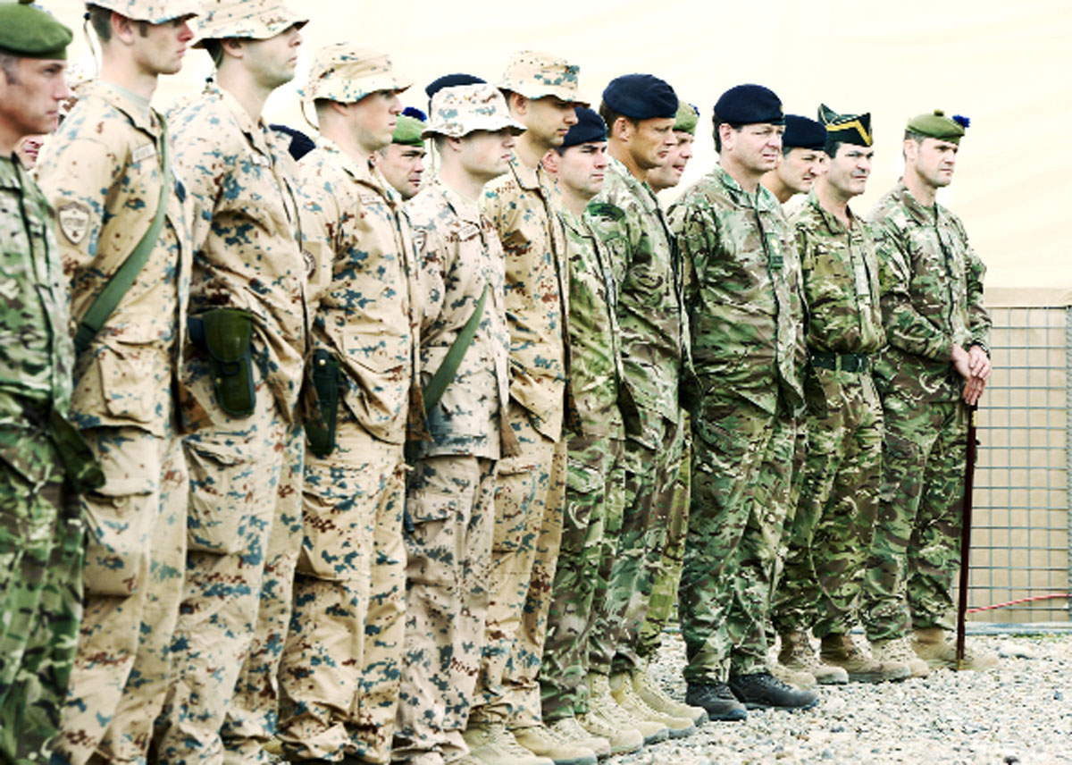 East Lancs hero soldier's fear over Afghan withdrawal