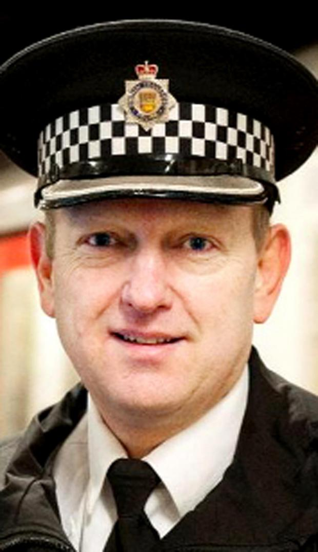 Blackburn Citizen: Chief Supt Brogden