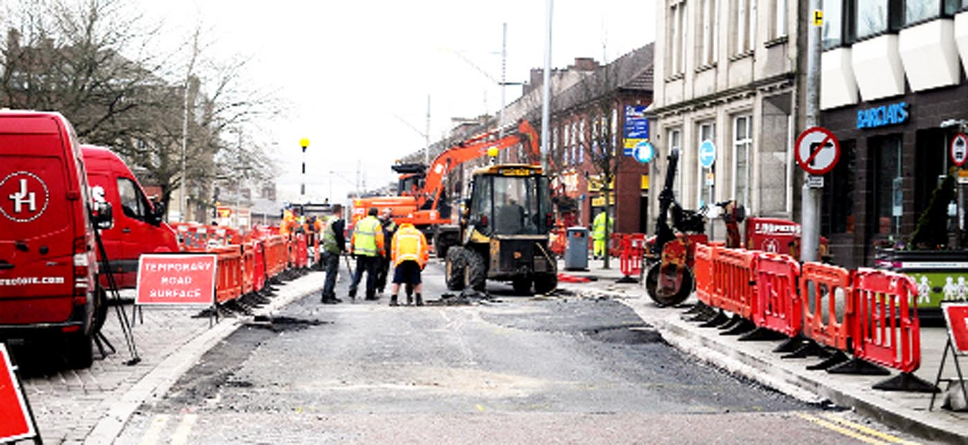 Paving the way for Queen's visit to Blackburn