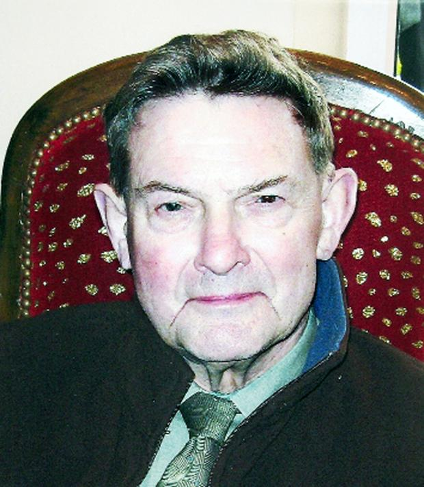 Blackburn Citizen: Dr Michael Peter Mahoney