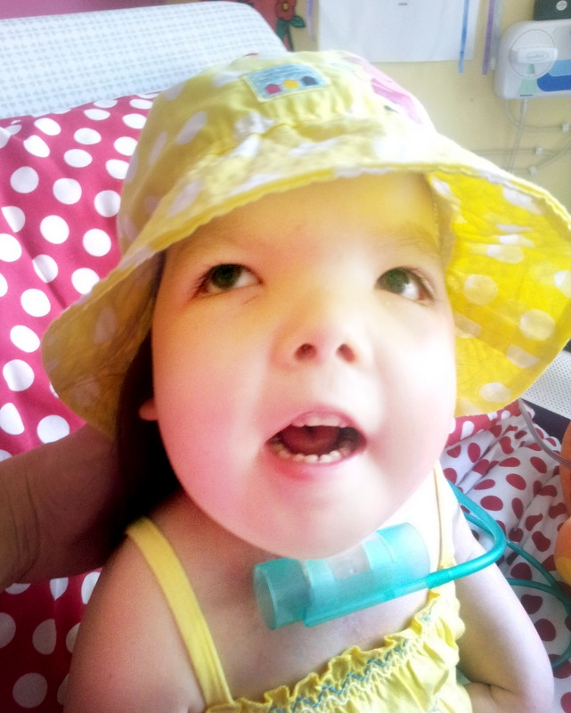 Abigail Rawson suffered from Jacobsen Syndrome
