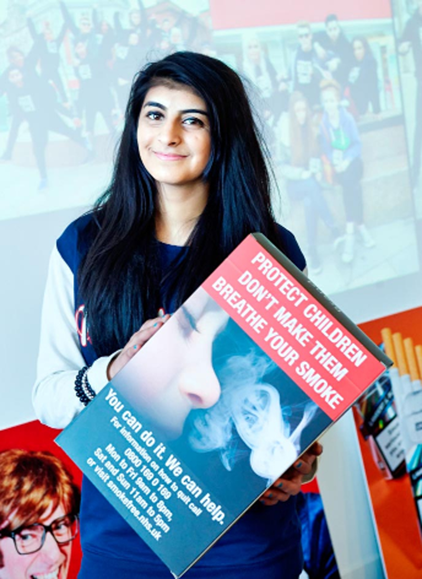 Blackburn youngsters campaign for governmen