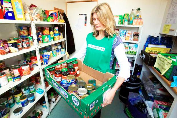 Blackburn Citizen: Foodbank shelves constantly need refilling