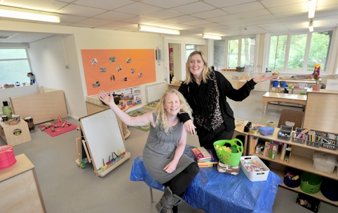 'Outstanding' group to open third Blackburn nursery